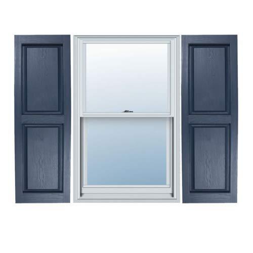 15 Inch x 51 Inch Standard Raised Panel Exterior