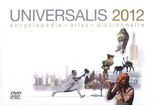 encyclopedie universalis 2012
