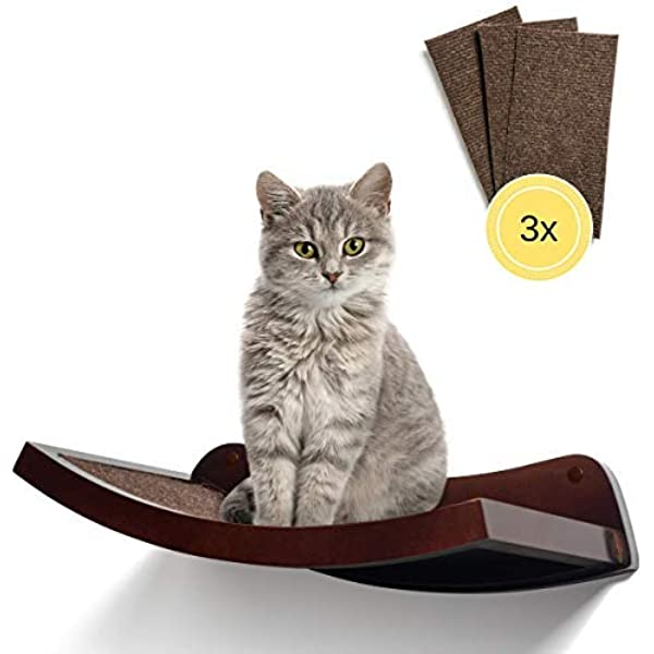 Vertical Playground Cat Bed Cat Hammock Catwalk PLAY set Pet Furniture Wall Mounted Perch Floating Shelf