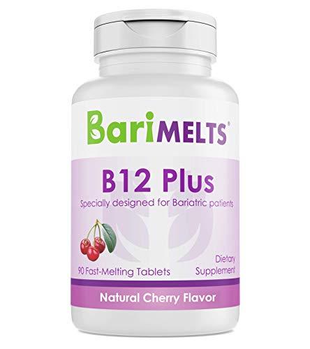 BariMelts B12 Plus Dissolvable