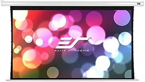 Elite Screens Spectrum Tab Tension Pantalla de proyección 2,54 m ...