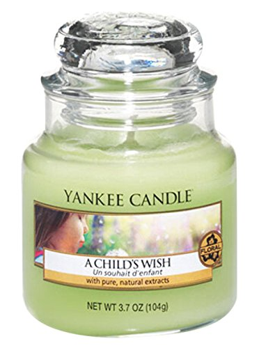 Yankee Candles Small Jar Candle - A Child's Wish