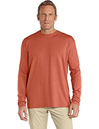 "<span class=""a-offscreen"">[Sponsored]</span>UPF 50+ Men's Long Sleeve T-Shirt - Sun Protective"