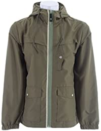 Trent Windbreaker Olivine Mens