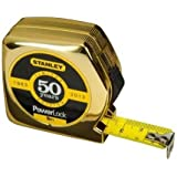 Stanley Golden 50 Year PowerLock Tape 5m