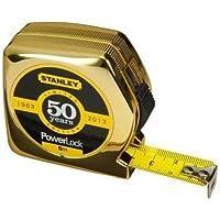 Stanley Golden 50 Year PowerLock Tape 5m