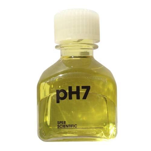 Sper Scientific 860009, 40ml pH 7 Standard Buffer Solution Bottle (12 Packs of 3 pcs)
