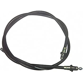 Rear Right Wagner BC130709 Premium Parking Brake Cable