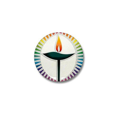 (CafePress UU Rainbow Logo 1