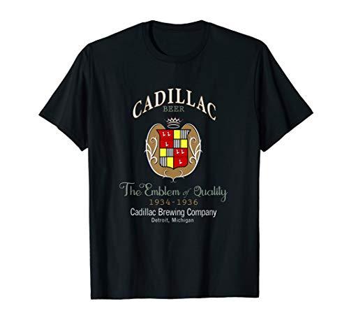 Prohibition Era Cadillac Brewing Company