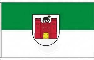 Vertical Bandera gröbzig–150x 500cm–Bandera y