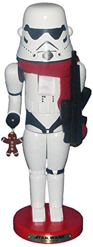 Kurt Adler Steinbach Star Wars Storm Trooper Nutcracker by Kurt Adler (Image #1)