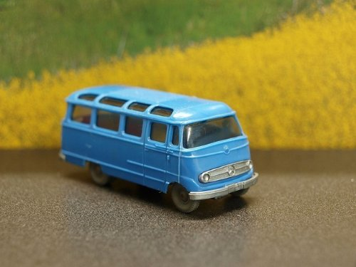 Bub Set The Memphis Mercedes Benz Bus Bub 06900 26 Auto 1 87
