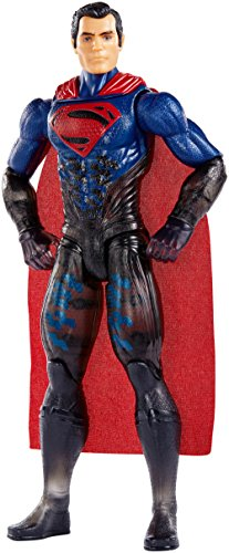 DC Comics Stealth Suit Superman Action Figure