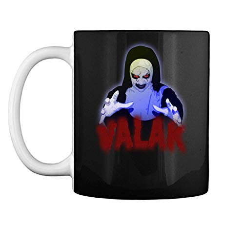 Halloween Valak Demo Nun The Conjuring 2 Halloween Mug Coffee Mug (White, 11 oz) -