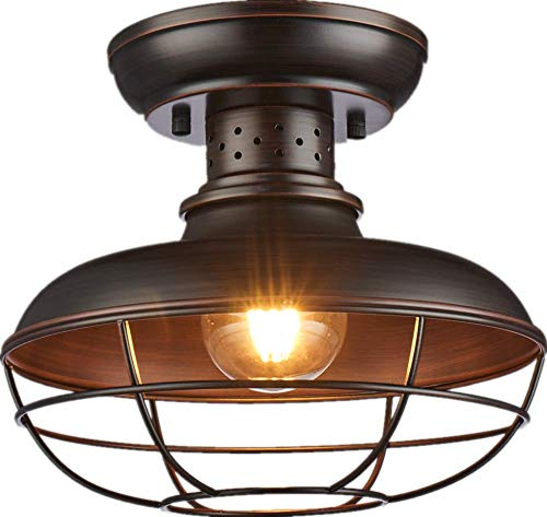 Lighting Products: SHUPREGU Lighting Semi Flush Mount Ceiling Light Fixture