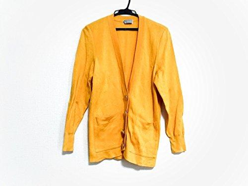 (イヴサンローラン) Yves Saint Laurent カーディガン レディース オレンジ 【中古】