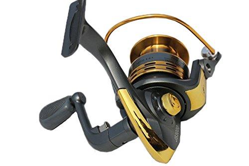 UGE 6BB Freshwater Saltwater Feeder Runner Spinning Fishing Spinning Reels