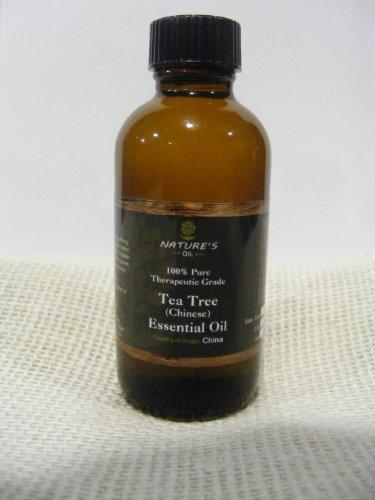 Huile 2 oz Tea Tree Nature (chinois) Huile Essentielle