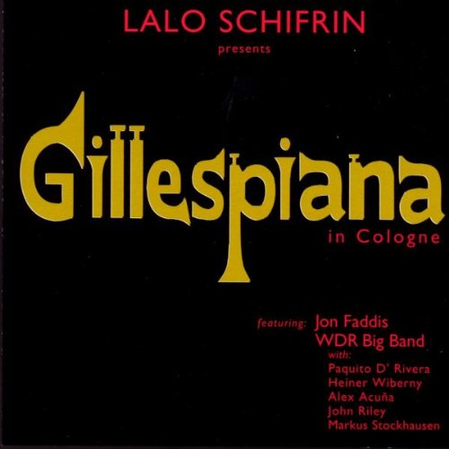 Gillespiana by ALEPH RECORDS