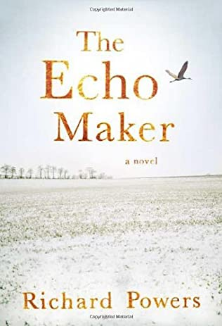 book cover of The Echo Maker