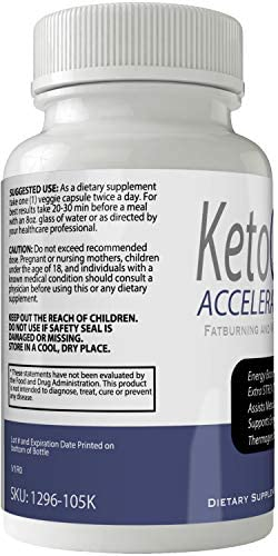 Ketogenic Accelerator Plus Pills Weight Loss Keto Blend Diet Capsules, Weightloss Lean Fat Burner, Advanced Thermal Fat Loss Supplement for Women and Men 4
