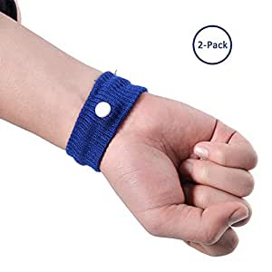 Amazon.com: Seasons Nausea Relief Acupressure Wrist Bands ...