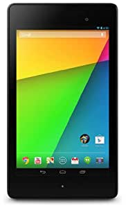 "ASUS Nexus 7 - Tablet de 7"" (WiFi, Bluetooth 4.0, NFC, GPS, 32 GB, Android Jelly Bean 4.3), negro"