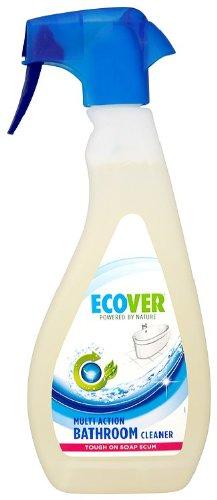 Ecover Bathroom Cleaner 500 ml (Pack of 3) EHBA4 47397