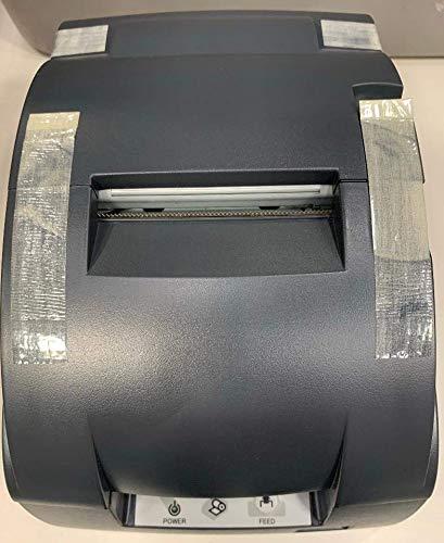 Epson TM-U220B M188B POS Receipt Printer USB Interface – Red & Black Ribbon – with Power Supply (Renewed)
