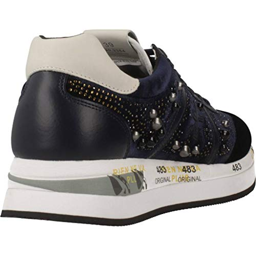 Sneaker Sneaker Sneaker Blå 3364 Belønnet 3364 Conny Belønnet Blå Conny 3364 3364 Belønnet Conny Blå UWIa8n