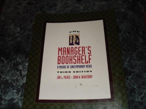 The Manager's Bookshelf: A Mosaic of Contemporary Views