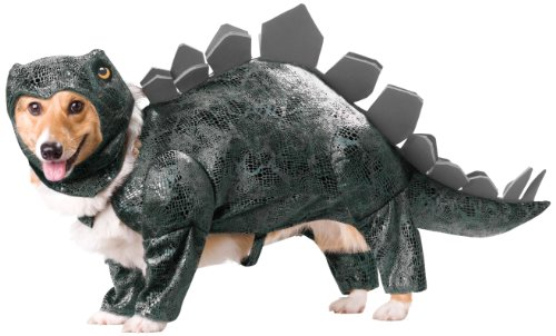Animal Planet PET20105 Stegosaurus Dog Costume, Small -