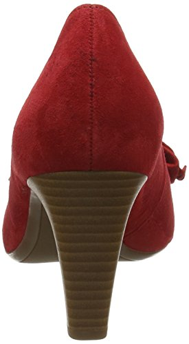 Scarpe Tacco Donna Gabor Rosso 15 con Fashion Rosso axw5Pqz