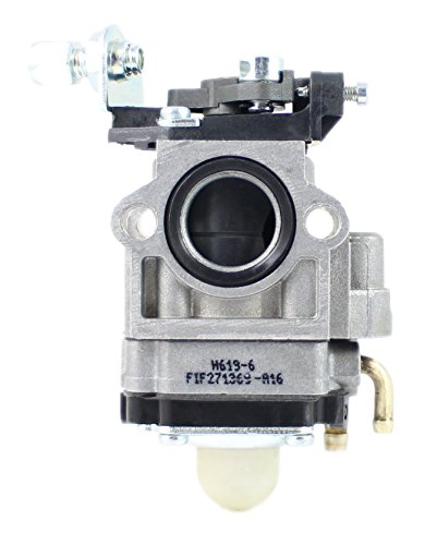 15mm Carburetors - Pro Chaser H619-6a 52cc Trimmer Carburetor with 15mm/0.59'' intake choke diameter for Redmax EB7000 EB7001 EB4300 Backpack Blower