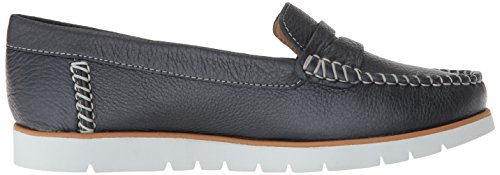 Geox D Kookean A, Pantofole a Collo Basso Donna Blu (Navy)