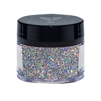 Young Nails False Nail Glitter Hologram 025 Ounce