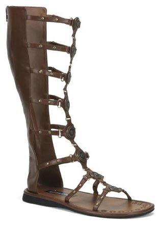 Funtasma by Pleaser Men's Halloween Roman-15 Boot,Brown,L by Funtasma