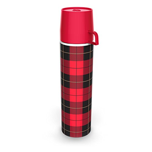 - Fred PICNIP Vintage Style Hidden Thermos Flask