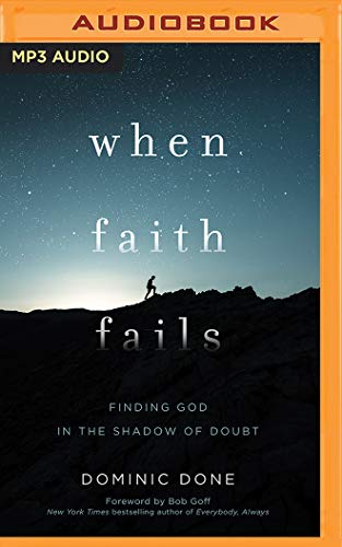 Pdf Christian Books When Faith Fails: Finding God in the Shadow of Doubt