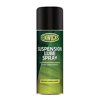 Fenwicks Unisexe Suspension Lubrifiant Spray aérosol, mixte, Suspension Lube Spray