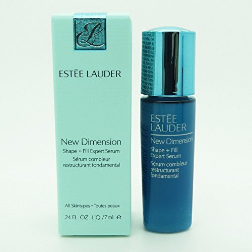 New! Estee Lauder New Dimension Shape + Fill Expert Serum 0.24 Oz