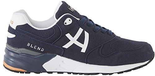 Blend He Marine Weiß Herren NeuSneakers Schuhe