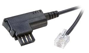 Vivanco 6m Modem Connection Cable, TAE N, RJ-11