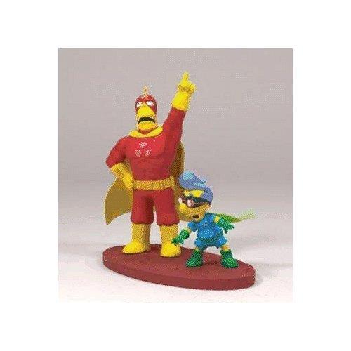 McFarlane: Simpsons Series 2 - Radioactive Man & Fallout Boy