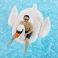 Swimline Giant Inflatable Swan Pool Float