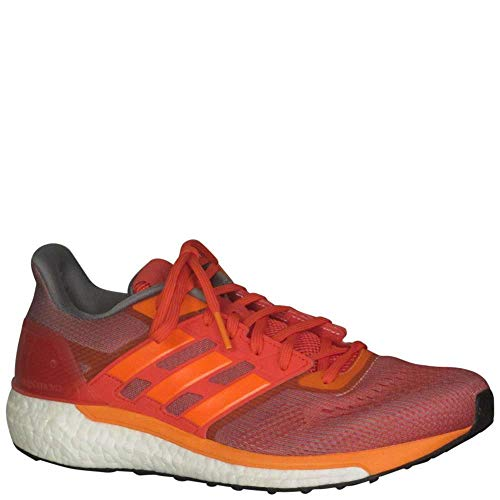 adidas Women's Supernova Running Shoes Hi Res Orange/Hi Res Orange/Core Black 11 B(M) US