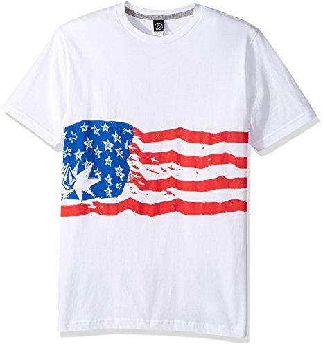 volcom-mens-spangler-short-sleeve-shirt-tee-white-l
