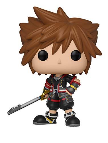 Funko Pop Disney: Kingdom Hearts 3 - Sora Collectible Figure, Multicolor]()