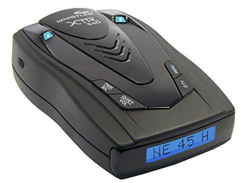 Wireless Radar Detector >> Amazon Com Whistler Xtr 540 Cordless Radar Detector Cell Phones